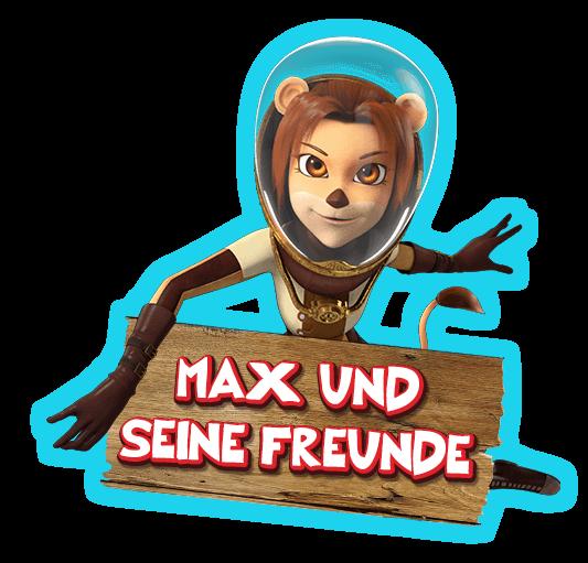 Max und seine Freunde