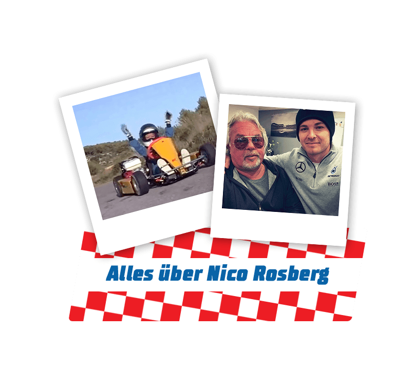Alles über Nico Rosberg