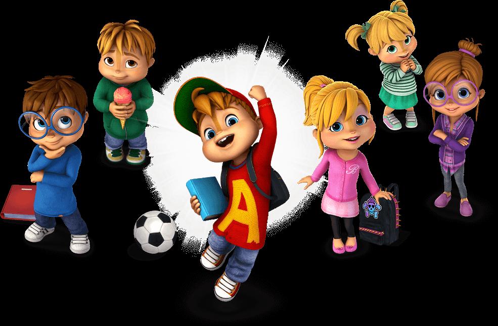 Alvin Und Die Chipmunks Toggo