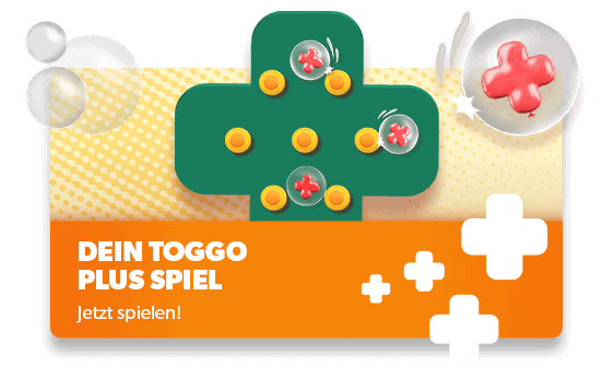 Dein TOGGO plus Spiel