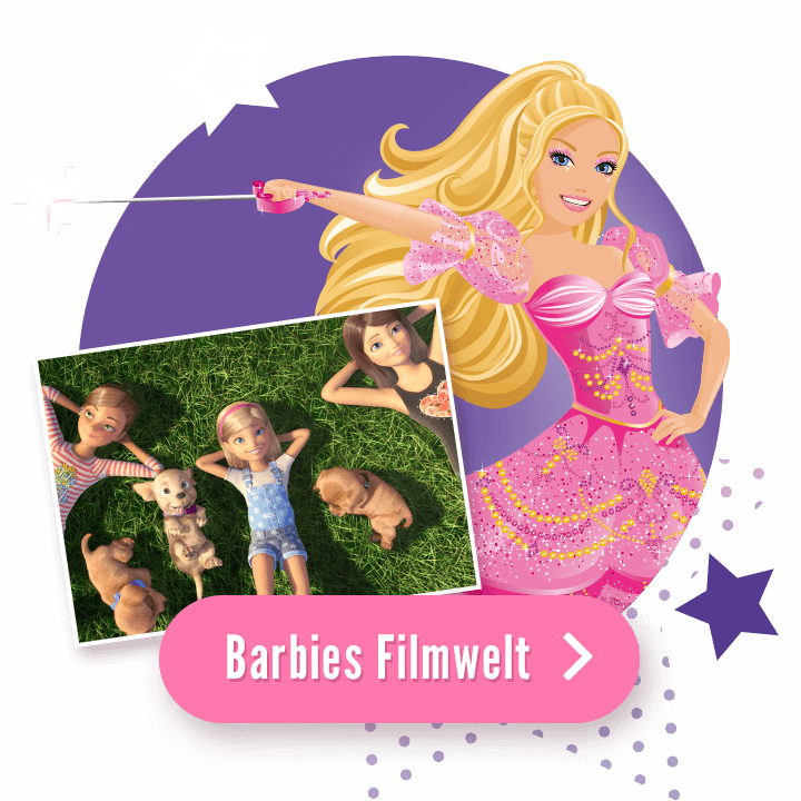 Barbies Filmwelt