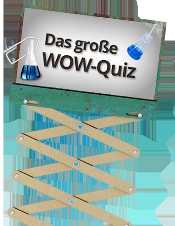 Das große WOW-Quiz