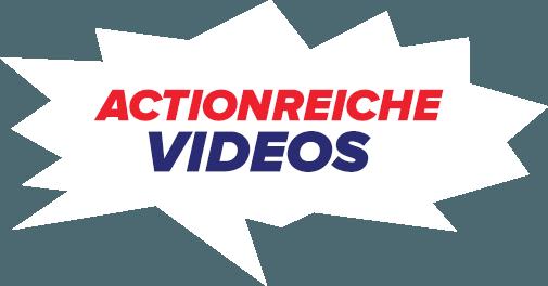 Actionreiche Videos