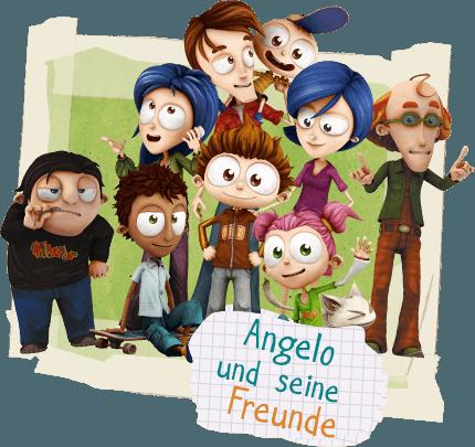 Angelo und seine Freunde