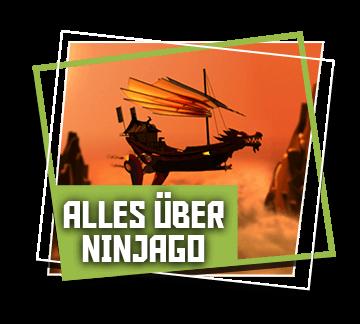 Alles über Ninjago