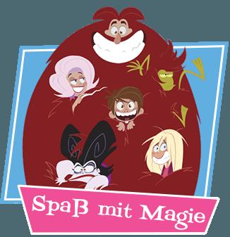 Spaß mit Magie