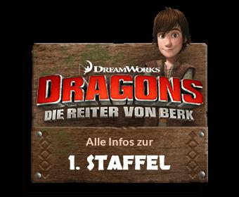Dragons 1. Staffel