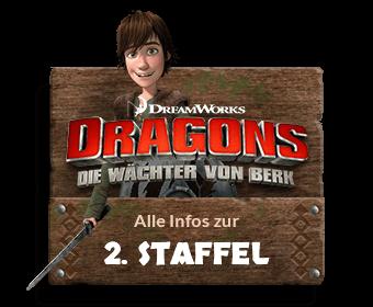 Dragons 2. Staffel