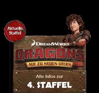 Dragons 4. Staffel