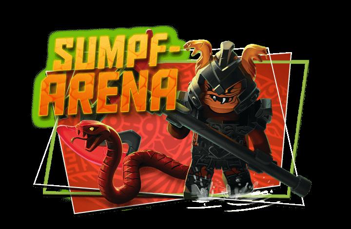 Sumpf-Arena