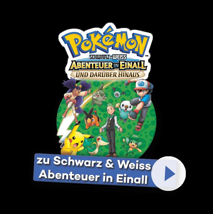 Pokémon - Schwarz & Weiss